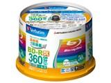 Verbatim VBR260YP50V1 [BD-R DL 4倍速 50枚組] 製品画像