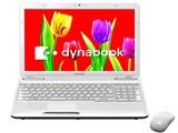 dynabook T451 T451/58EW PT45158EBFW [リュクスホワイト]