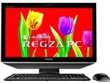 REGZA PC D731 D731/T9EB PD731T9EBFB [プレシャスブラック]
