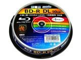 HDBD-RDL6X10SP [BD-R DL 6倍速 10枚組] 製品画像