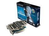SAPPHIRE ULTIMATE HD7750 1G GDDR5 PCI-E HDMI/DVI-I/DP [PCIExp 1GB] 製品画像