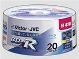 BV-R130E20W [BD-R 6倍速 20枚組]