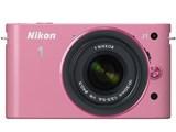 Nikon 1 J1 標準ズームレンズキット [ピンク]