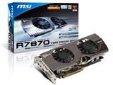 R7870 Twin Frozr III OC [PCIExp 2GB]