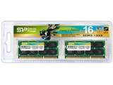 SP016GBSTU133N22 [SODIMM DDR3 PC3-10600 8GB 2枚組] 製品画像