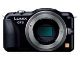 LUMIX DMC-GF5-K ボディ [エスプリブラック] 製品画像