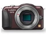 LUMIX DMC-GF5-T ボディ [センシュアルブラウン] 製品画像