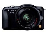LUMIX DMC-GF5X-K 電動ズームレンズキット [エスプリブラック] 製品画像