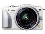 LUMIX DMC-GF5X-W 電動ズームレンズキット [シェルホワイト] 製品画像