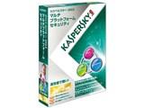 カスペルスキー 2012 マルチプラットフォーム セキュリティ 3年3台版 製品画像