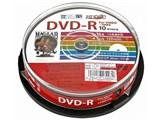 HDDR12JCP10 [DVD-R 16倍速 10枚組] 製品画像
