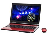 LaVie L LL750/HS6R PC-LL750HS6R [クリスタルレッド]