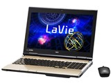 LaVie L LL750/HS6G PC-LL750HS6G [クリスタルゴールド]