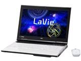 LaVie L LL750/HS6W PC-LL750HS6W [クリスタルホワイト]