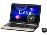 LaVie S LS550/HS6G PC-LS550HS6G [クロスゴールド]