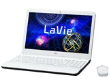 LaVie S LS350/HS6W PC-LS350HS6W [クロスホワイト]