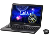 LaVie S LS350/HS6B PC-LS350HS6B [クロスブラック]