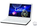 LaVie S LS150/HS6W PC-LS150HS6W [クロスホワイト]