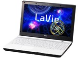 LaVie M LM550/HS6W PC-LM550HS6W [フラッシュホワイト]