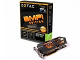 ZOTAC GeForce GTX 680 AMP! Edition ZT-60102-10P [PCIExp 2GB]