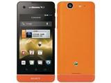 Xperia SX SO-05D docomo [Orange]
