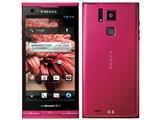 REGZA Phone T-02D docomo [Pink] 製品画像