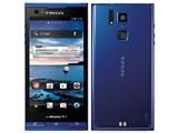 REGZA Phone T-02D docomo [Blue] 製品画像