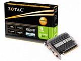 ZOTAC GeForce GT 610 ZONE Edition ZT-60603-20L [PCIExp 1GB] 製品画像
