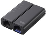 LAN-W300N/RSB [ブラック] 製品画像