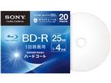 20BNR1VGPS4 [BD-R 4倍速 20枚組] 製品画像