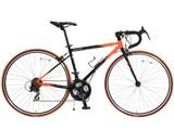 DOPPELGANGER 825 ALACRE [バサルティック・ブラック/ディーオレンジ] 製品画像