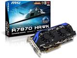 R7870 Hawk [PCIExp 2GB]