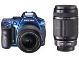 PENTAX K-30 ダブルズームキット [クリスタルブルー] 製品画像