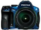 PENTAX K-30 18-135WRキット [クリスタルブルー]