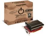 PowerColor Go! Green HD7750 1GB GDDR5 AX7750 1GBD5-NH [PCIExp 1GB] 製品画像