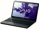 VAIO Eシリーズ SVE15119FJB [ブラック] 製品画像