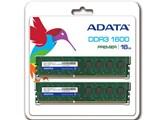 AD3U1600W8G11-2 [DDR3 PC3-12800 8GB 2枚組] 製品画像