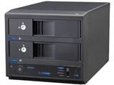 裸族の二世帯住宅USB3.0屋根裏プラス CRNS35U3MR 製品画像