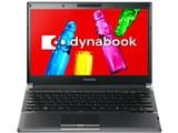 dynabook R732 R732/38FB PR73238FRFB [グラファイトブラック]