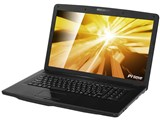 Prime Note Critea VF17H2 K120622 Core i7-3610QM・GeForce GT640M搭載モデル 製品画像