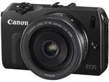 EOS M EF-M22 STM レンズキット [ブラック] 製品画像