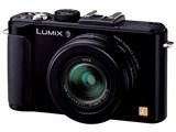 LUMIX DMC-LX7-K [ブラック] 製品画像