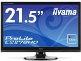ProLite E2278HD E2278HD-GB1 [21.5インチ マーベルブラック]