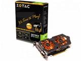ZOTAC GeForce GTX 660 Ti ZT-60802-10P [PCIExp 2GB]