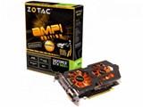 ZOTAC GeForce GTX 660 Ti AMP! Edition ZT-60804-10P [PCIExp 2GB]