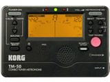 COMBO TUNER METRONOME TM-50 [ブラック] 製品画像