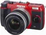 PENTAX Q10 ボディ [レッド] 製品画像