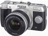 PENTAX Q10 ズームレンズキット [シルバー] 製品画像