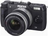 PENTAX Q10 ズームレンズキット [ブラック] 製品画像