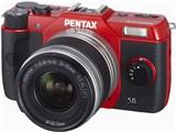 PENTAX Q10 ズームレンズキット [レッド] 製品画像